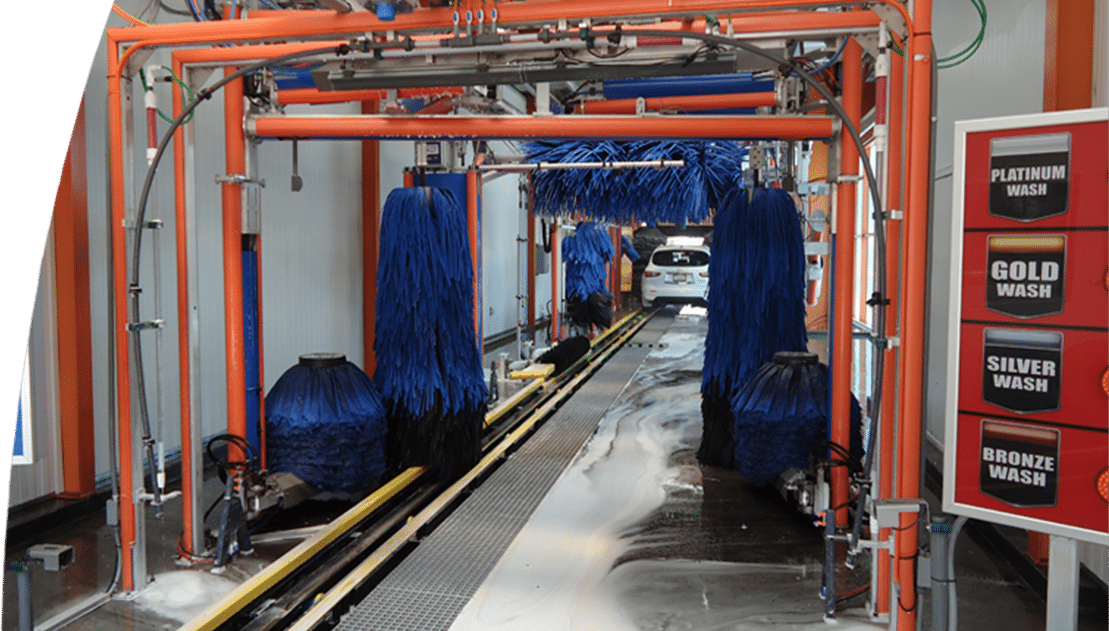 Car wash equipment distributors